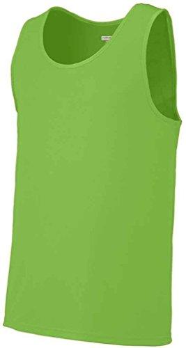 Augusta de vêtements de sport 704Youth de formation pour femme vert - Citron vert