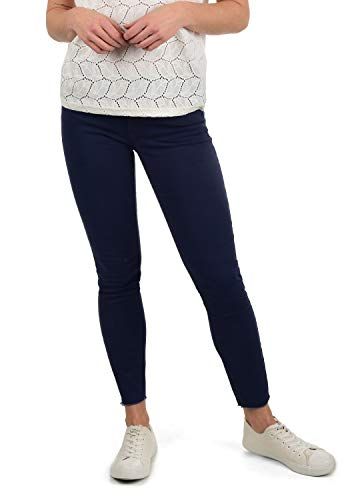ONLY Jelena Damen Jeans Denim Hose Stretch Colour, Farbe:Sky Captain, Größe:M/ L30 -