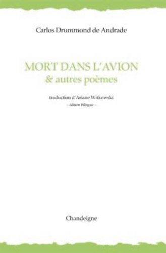 Mort dans l'avion & autres poèmes