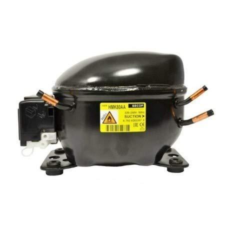 REPORSHOP - Motor COMPRESOR FRIGORIFICO Acc CUBIGEL HMK80 1/6 Gas R600 Nevera