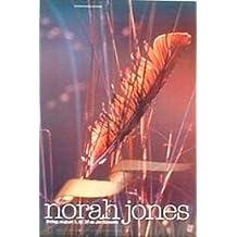 Norah Jones 1/08/03 édition limitée Par Lithograph Poster musique BGP Original signées et numérotées Norah Jones avec: