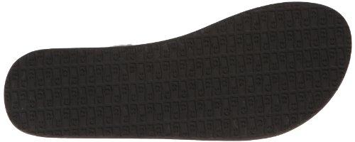 Sanuk Yoga Slingshot Toile Tongs Natural