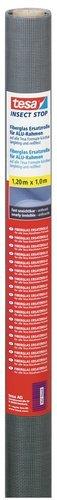tesa-recharge-moustiquaires-en-fibre-de-verre-pour-systeme-cadre-en-alu-pour-fenetre-1-m-x-120m-noir