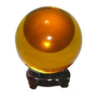 pure-quartz-crystal-ball-with-wood-stand-amber-8-cm-beautiful-as-display-or-a-powerful-feng-shui-too