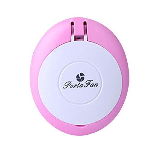 Eyelash Glue DryerPour colle sèche ou mascara rapide Mini Portable Ventilateur Soufflante d'air Rechargeable USB pour