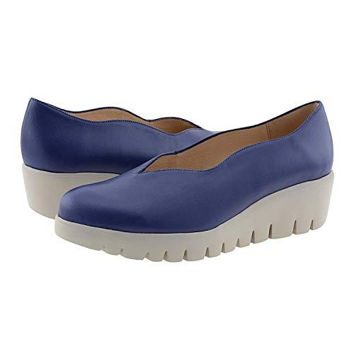 0a47707da Zapatos C-33160 Wonders Talla  37 Color  Azul