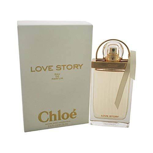 2.5 Edp Spray (Chloe Love Story 75ml/2.5oz Eau De Parfum Spray EDP Perfume Fragrance for Women)