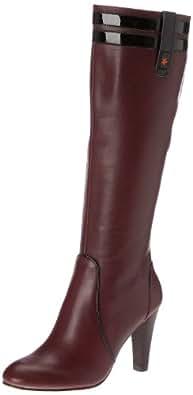 C. Petula Girl, Bottes femme - Rouge (Burgundy), 39 EU (5.5 UK) (7.5 US)