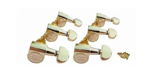 Wilkinson EZ lock Machine Heads for Strat Tele -