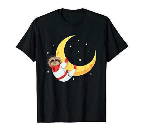 Faultier Kostüm Frauen - Faultier & Mond - Für Kinder & Erwachsene Faultier Fans T-Shirt