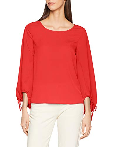 1cf424d2ec83 French Connection Light Camisa, Naranja (Fire Coral 61), 36 (Talla del  Fabricante: -XS-) para Mujer