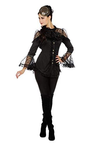 Steampunk Kostüm Damen Deiters - Wilbers Steampunk Bluse Oberteil Mechanisch Kostüm
