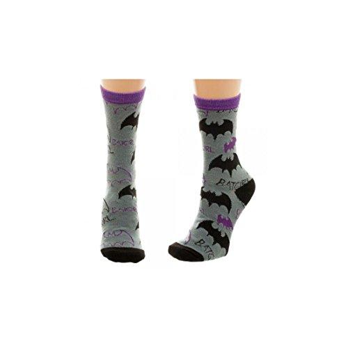 multicolor (Batgirl Socken)