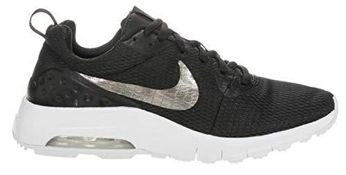 Nike - Nike Air Max Motion Scarpe Sportive Bambina Nere - Black Img 1 Zoom
