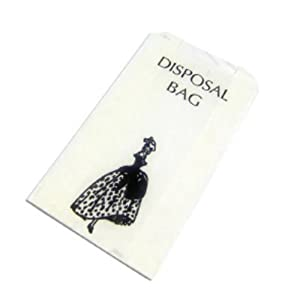 Crinoline Lady Paper Sanitary Disposal Bags x 2000
