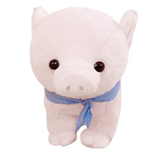 Tierplüschpuppe Spielzeug,Jaerio Giant Stofftier Kuscheltiere Schwein Plüsch Spielzeug Kissen 16 Zoll 2019 neu