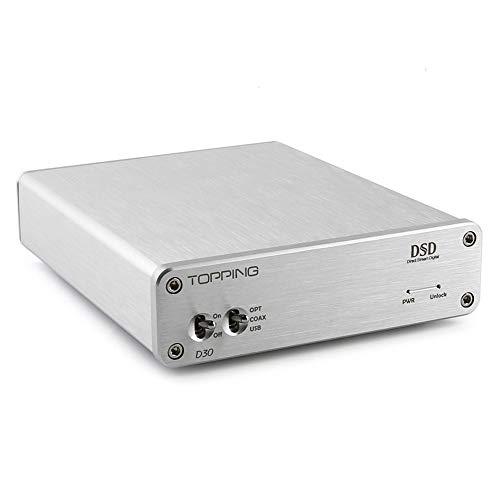 Topping VX1 2x25W Hi-Fi Amplificatore Stereo Subwoofer 24bit / 96kHz Amplificatore digitale DAC USB