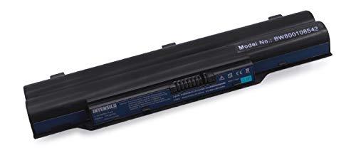 INTENSILO Li-Ion Akku 6000mAh (10.8V) für Notebook Laptop Fujitsu-Siemens Lifebook A512, A530, A531, A532, AH512 wie FPCBP250, CP477891-01 u.a. -