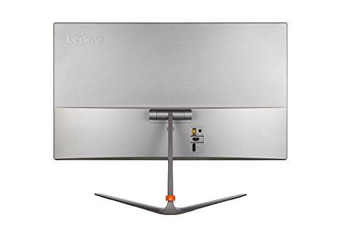 Lenovo L24q-10 60,45 cm (23,8 Zoll) Monitor (HDMI, QHD, 4ms Reaktionszeit, Display Port) silber - 9