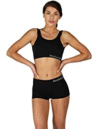 30eefbcbc1e74 Amazon.co.uk  Reebok - Sports Bras   Knickers   Bras  Clothing