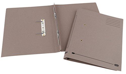 Elba 30612 Spirosort - Carpeta con fastener (DIN A4, papel reciclado de 315 g, lomo 35 mm, 25 unidades)
