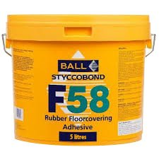 f-ball-f58-acrylic-rubber-floor-covering-adhesive-5ltr