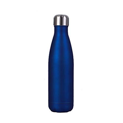 Jewelyblue Sport-Wasserflasche -