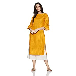 Amazon Brand – Myx Women's Kurti