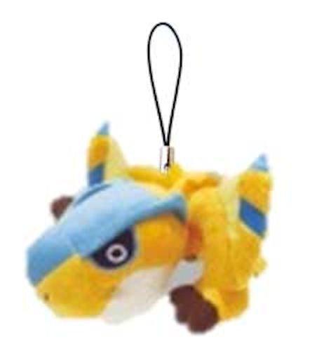 Capcom Monster Hunter Mini Tigrex Maskottchen Gurt