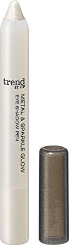 trend IT UP Lidschatten Metal & Sparkle Glow Eye Shadow Pen 010, 3,9 g