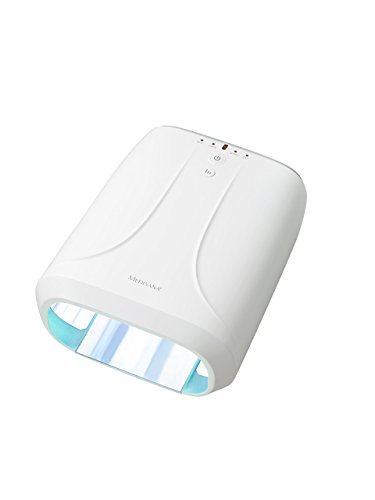 Medisana 85470 ND 870 UV-Nagellampe, Nageltrockner für Gel und Acryl-Nägel, Lichthärtungsgerät für die Maniküre inklusive Timer-Funktion