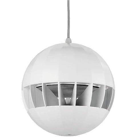 PA 100V omnidirezionale Ciondolo Speaker 20/10/5W (EDL-430/WS)