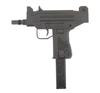 GS Elektrische Maschinenpistole D-93 electic