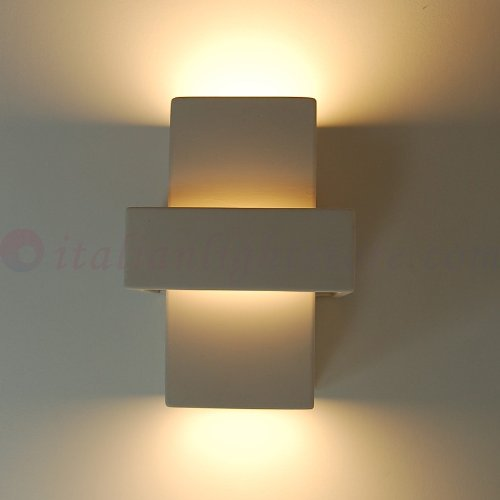 applique-lampada-a-parete-design-moderno-gesso-ceramica-colorabile-verniciabile-linea-ceramica-illum
