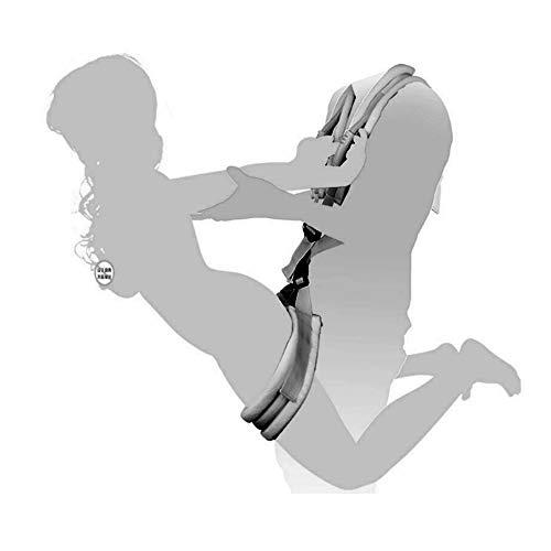 SM sexuelle Zurückhaltung Rückhaltegürtel,faszinierende gebundene Bungee Swing Flirt Spielzeug,zurückhaltende Fesseln Seil Zurückhaltung,SM Sexspielzeug