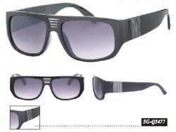 Chic-Net Sonnenbrille Unisex Sportbrille Fahrradbrille Freizeitbrille getönt Rauchgrau 400UV Farbe...