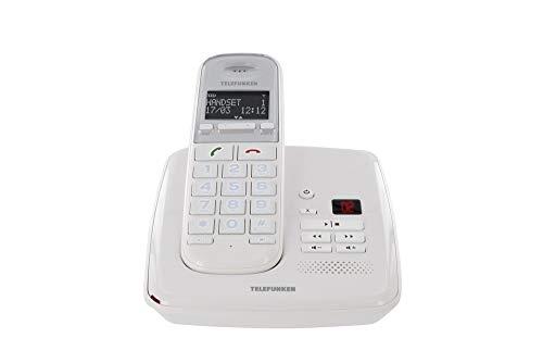 Telefunken Pillow-TD 351 - Teléfono Fijo contestador