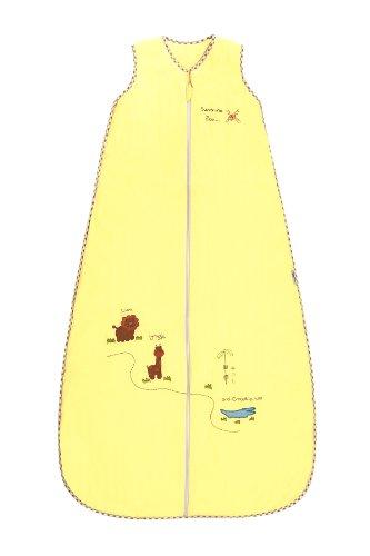 Schlummersack Kleinkinder Ganzjahres Schlafsack 2.5 Tog - Zoo - 130 cm/3-6 (Kitty Kleidung Hello Kleinkind)