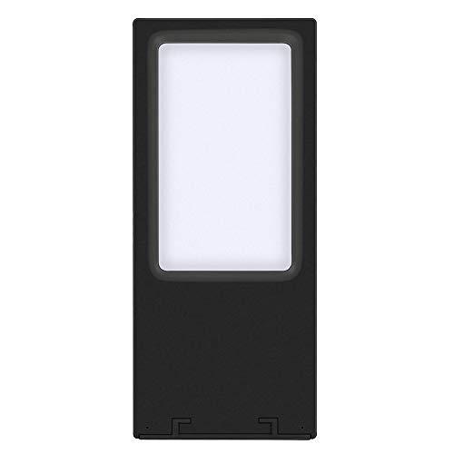 Cutogain Solarleuchten Motion Sensor Outdoor Wandleuchte Sicherheit Licht Nacht für Gosse Garten Weg (Sensor Lichter Motion Sicherheit)