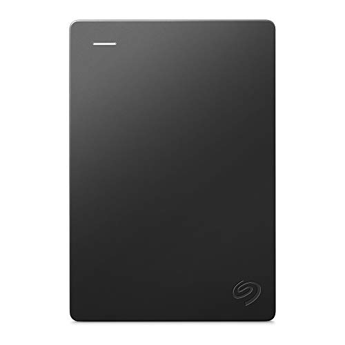 Seagate Expansion Portable, 4 TB externe tragbare Festplatte (6,35 cm (2,5 Zoll), Amazon Exclusive Edition