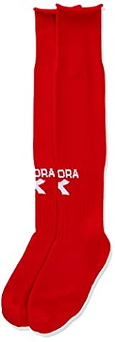 Diadora Squadra Soccer Socks, Small, Red