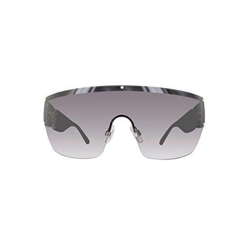 Swarovski sk0142 0-011 01b, occhiali da sole donna, nero (schwarz), 65