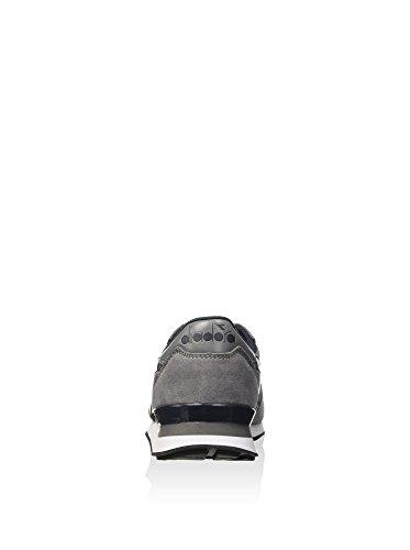 Diadora Camaro, Scarpe Low-Top Unisex – Adulto Ghiaccio/Blu