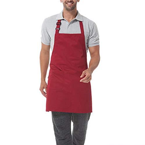 Fashion Collier Tablier café pour Les Hommes et Les Femmes à Bretelles et des Tabliers de Cuisine ménage k