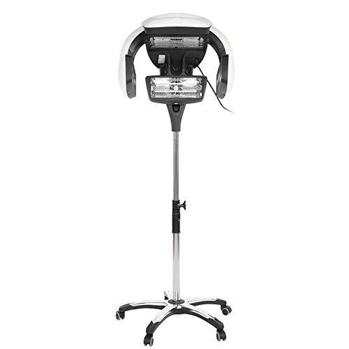 ATDRYER 950W Stand Up Casque Sèche Cheveux Coiffeur Casques Chauffants Professionnel Couleur Processeur Accélérateur Coiffure Cheveux Chauffe-Eau Teinture Perming Traitement Salon Machine