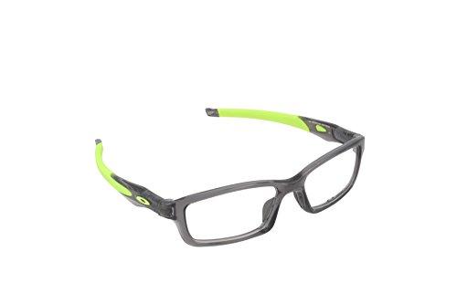 Oakley Rx Eyewear Für Mann Ox8027 Crosslink Grey Smoke Kunststoffgestell Brillen
