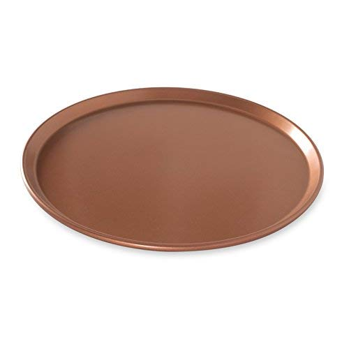 Nordic Ware 48943 Freshly Baked Pizza Pan, One, Copper Nordic Ware Pizza Pan