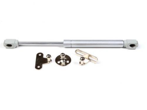 Amortiguador de gas 60N para puerta de armarios de cocina, apertura y cierre suaves, 2 unidades