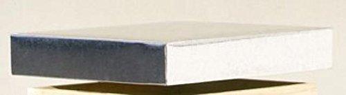 Dadant Blechdeckel für Bienenbeuten 545x545x105mm