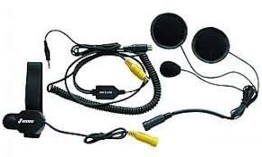 MHS-550 Helm-Sprech-Set für Integralhelme